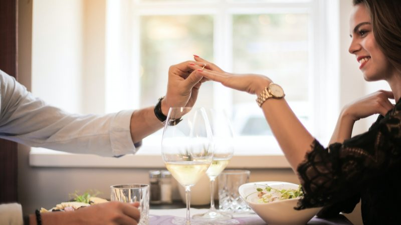 A Few Things To Note When Celebrating With Champagne Diamonds